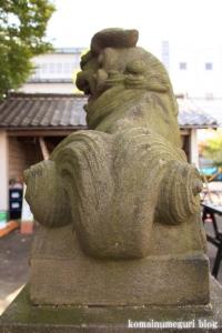 白髭神社(川崎市高津区北見方)14