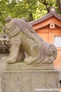 白髭神社(川崎市高津区北見方)17