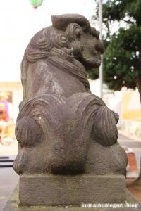 白髭神社(川崎市高津区北見方)18