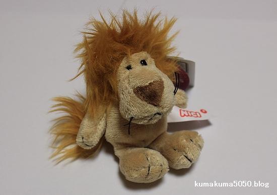 ライオンぬいぐるみ_11