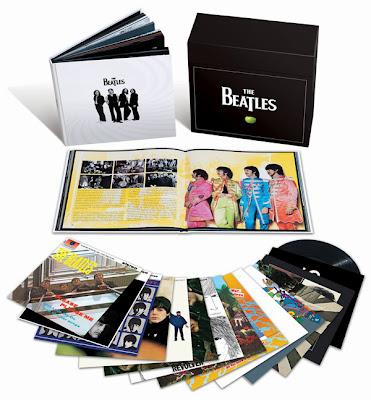beatles analogbox