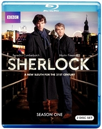 Sherlock: Season One [Blu-ray] [Import]
