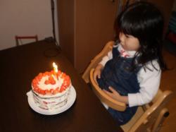 誕生日ケーキ②