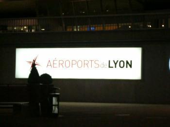 リヨン空港