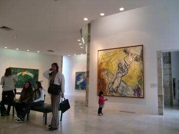 シャガール美術館①