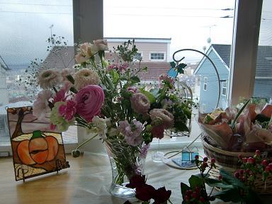 バレエお花
