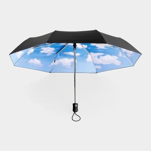 MoMA Sky Umbrella, Collapsible(スカイアンブレラ,折りたたみ)Tibor Kalman EFM(ティボール・カルマン),1992