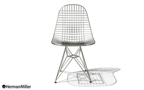 Eames Wire Chair DKR (イームズ ワイヤーチェア ディーケーアール)Charles & Ray Eames (チャールズ & レイ・イームズ)Herman Miller( ハーマンミラー)