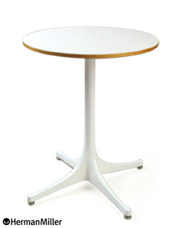 Nelson End Table George Nelson ジョージネルソン  Herman Miller