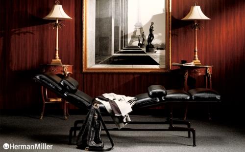 Eames Chaise(イームズ シェーズ)Charles & Ray Eames(チャールズ&レイ・イームズ)Herman Miller(ハーマンミラー)
