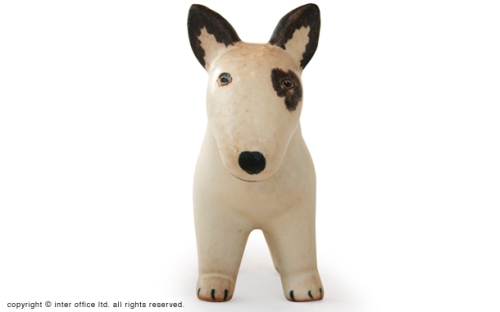 Lisa Larson / Bullterrier( リサ・ラーソン ブルテリア)Keramik Studion Gustavsberg(セラミックスタジオ グスタフスベリ)