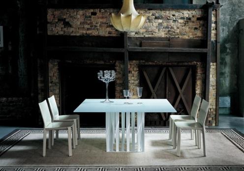 BOBOLI table <BY ORDER>(ボボリ テーブル)RODOLFO DORDONI(ロドルフォ・ドルドーニ)Cassina(カッシーナ)