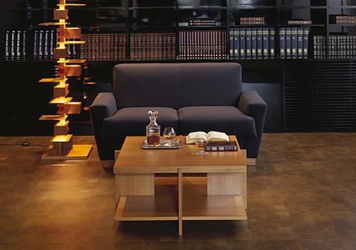 LEWIS COFFEE TABLE ルイス・コーヒー・テーブル フランク・ロイド・ライト Cassina