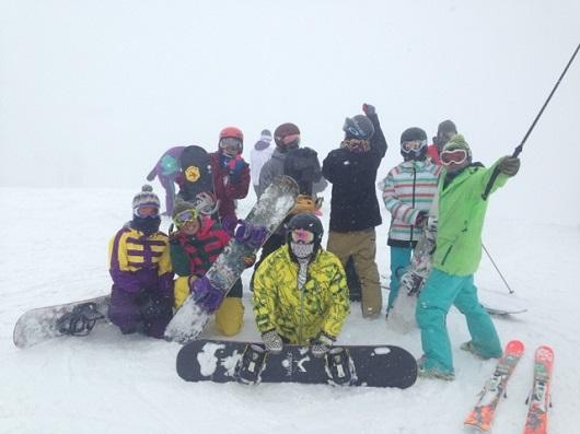 雪山ウイング