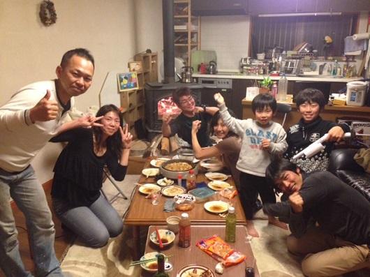 宮崎さんとカヤッカー