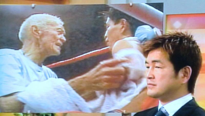 井岡弘樹氏「『ハートで教える』エディさんの指導伝えたい」