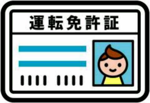 今日の予定は…免許更新~小谷伸也さんの見舞い