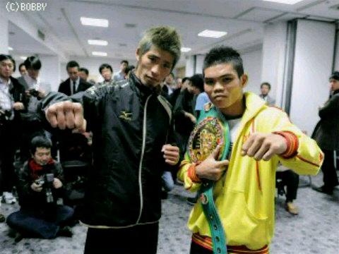 いよいよ明日!佐藤洋太が世界チャンピオンに(^^)