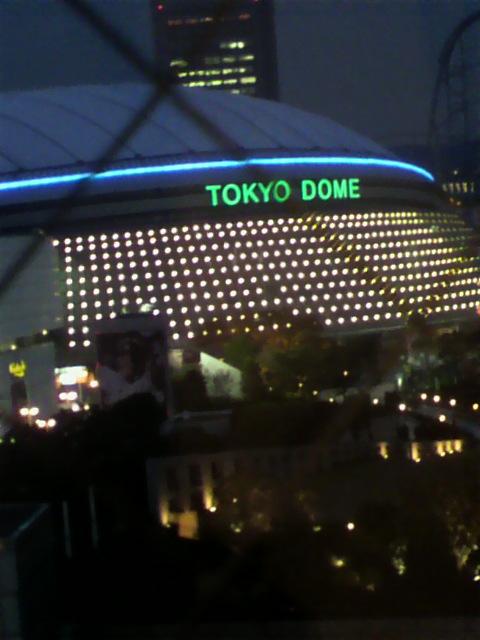 東京ドームや後楽園ホールに行くなら…