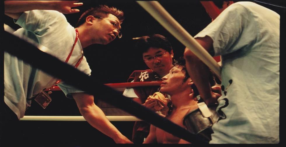 リンクの紹介「岩佐亮佑・ボクシング後援会ブログ」
