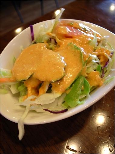 ダンシリ サラダ