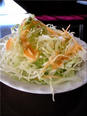 ガンダーラ サラダ