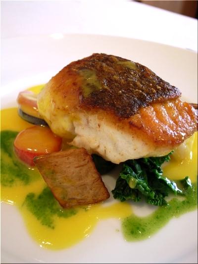 ソル・エ・ソレイユ 魚