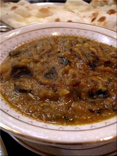 タージベンガル 野菜