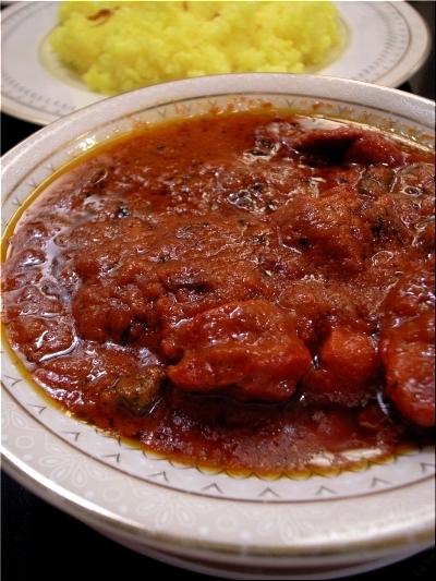 タージベンガル チキン