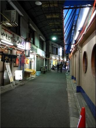 アイバンラーメン 商店街