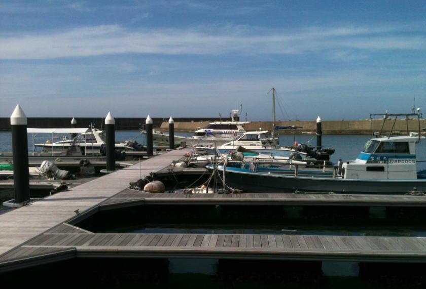 有間川漁港フィッシャリーナ