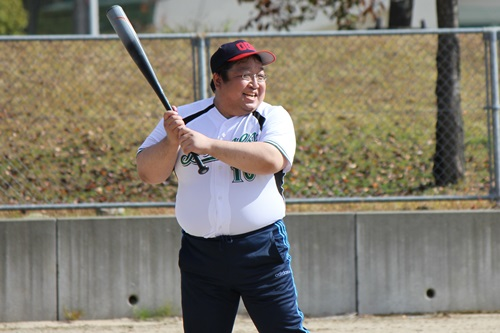 1026野球きた