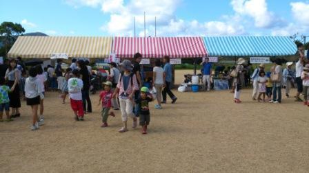 ①5施設テント