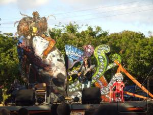 音楽祭ステージ