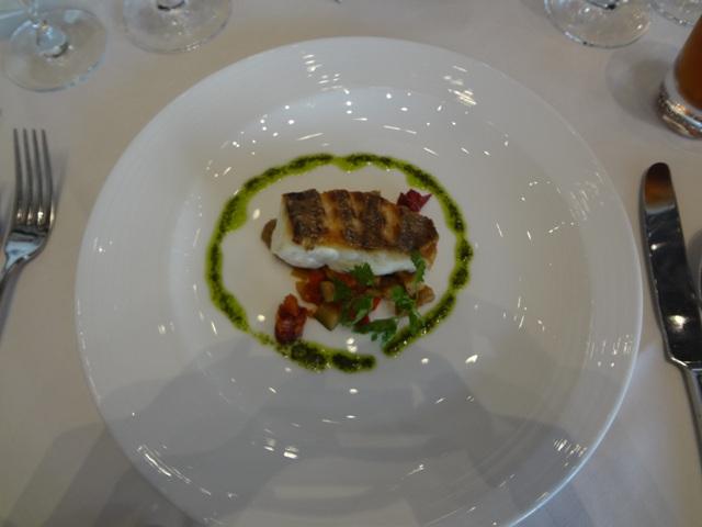 クローン病用魚料理
