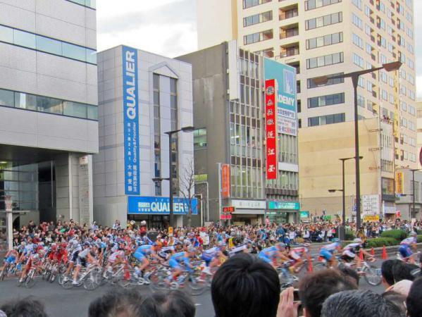 ジャパンカップ クリテリウム