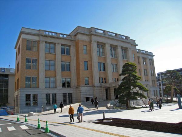 旧・栃木県庁