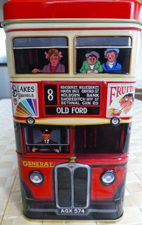 ロンドンバス缶7