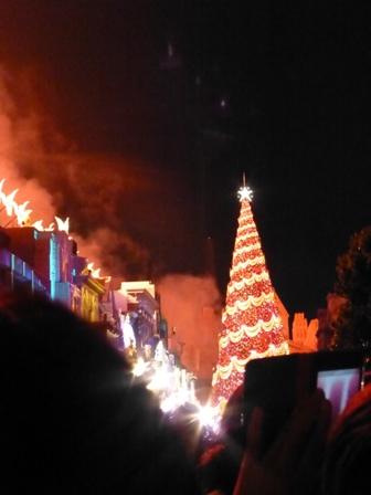 ユニバーサルワンダークリスマス3