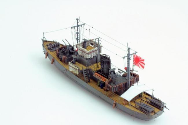 R&R工廠 【艦船模型製作工廠】 哨戒特務艇