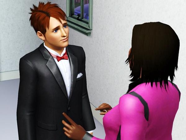 エリン・ケネディ2(Sims3)