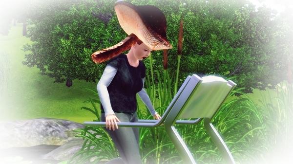 萌えまみれリベンジ(Sims3)