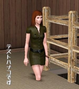 努力はどこまで報われますか(Sims3)