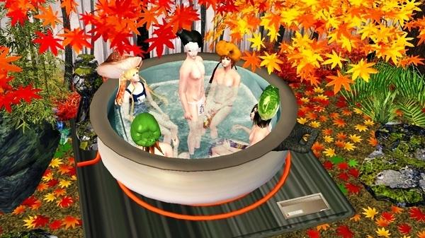 ほっと鍋セット配布します(Sims2)