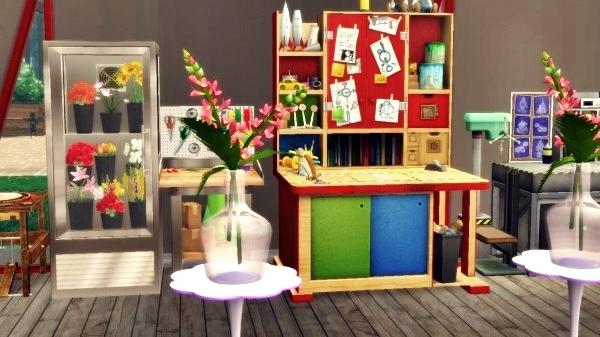 ロサーリオ家4(Sims2)