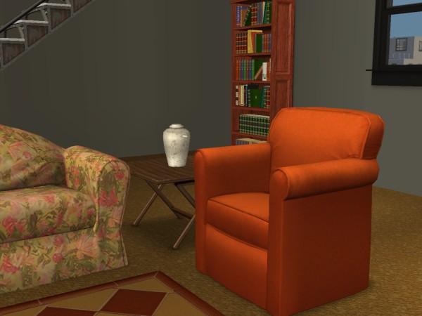 カリエンテ家 ① (Sims2)