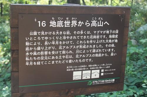 あずみの公園100