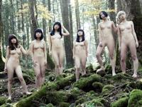 女性アイドルグループ「BiS」がQuick Japanで野外全裸写真公開 セクシーニュース24