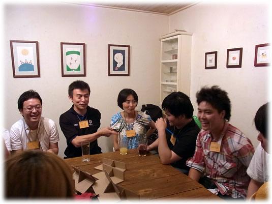 2011-8-7 狼ゲーム会