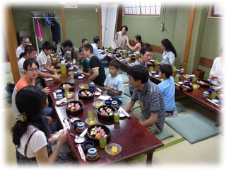 2011-08-11 親子ゲーム会#12 お寿司ランチ